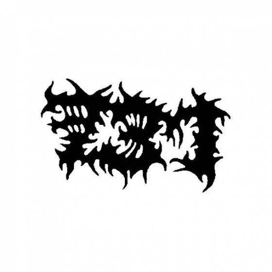 731 Band Logo Vinyl Decal