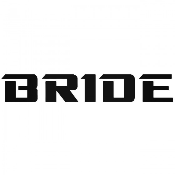 Bride 1 Sticker