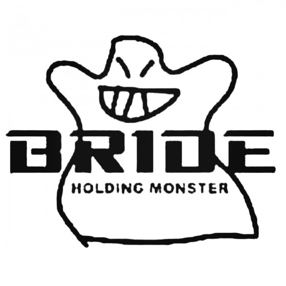 Bride Seats 02 Decal Sticker