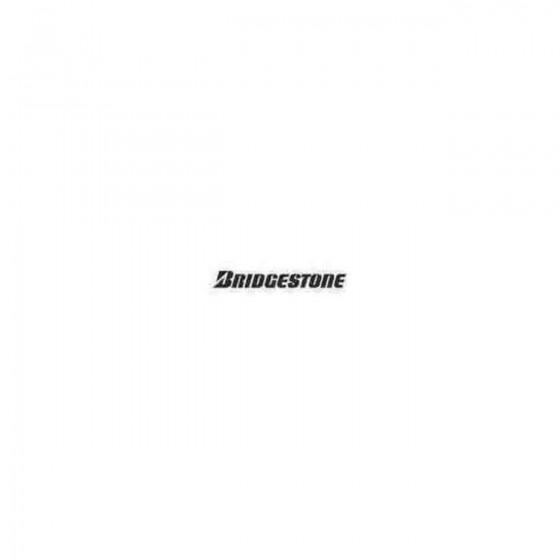Bridgestone S Decal Sticker