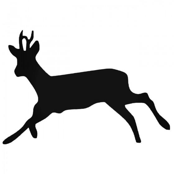 Buck V16 Decal Sticker