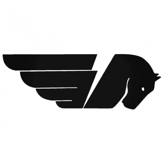 Buell Pegasus Decal Sticker
