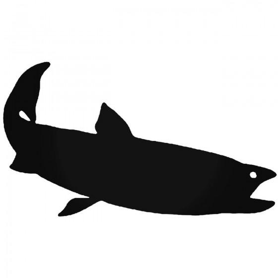 Bull Trout Fish Sticker