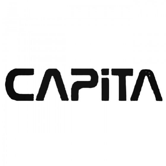 Capita Stairmaster Decal...