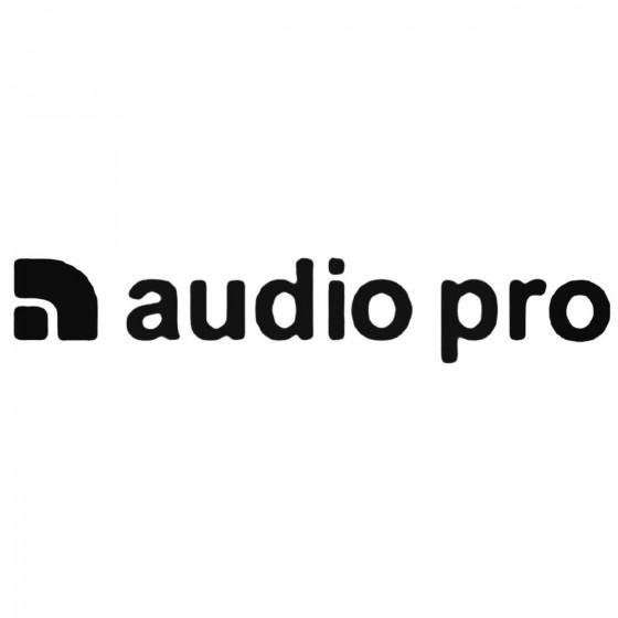 Car Audio Logos Audio Pro...