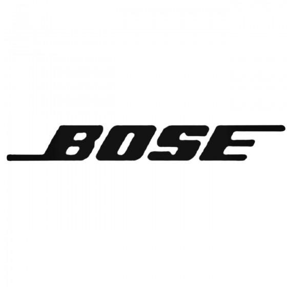 Car Audio Logos Bose Style...