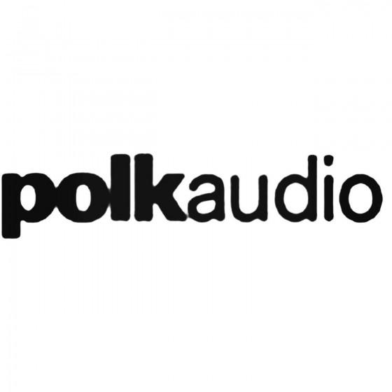 Car Audio Logos Polk Audio...
