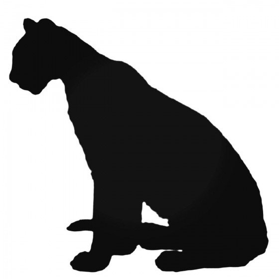Cat Silhouette Style 10...