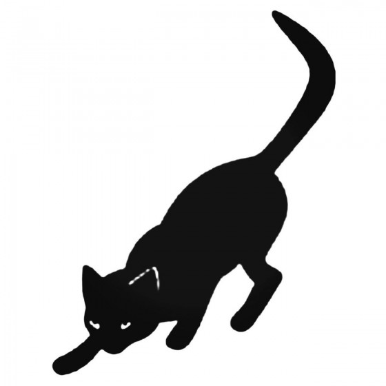 Cat Style 8 Decal Sticker