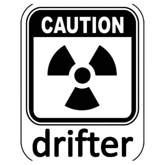 Caution Drifter Drift Jdm...