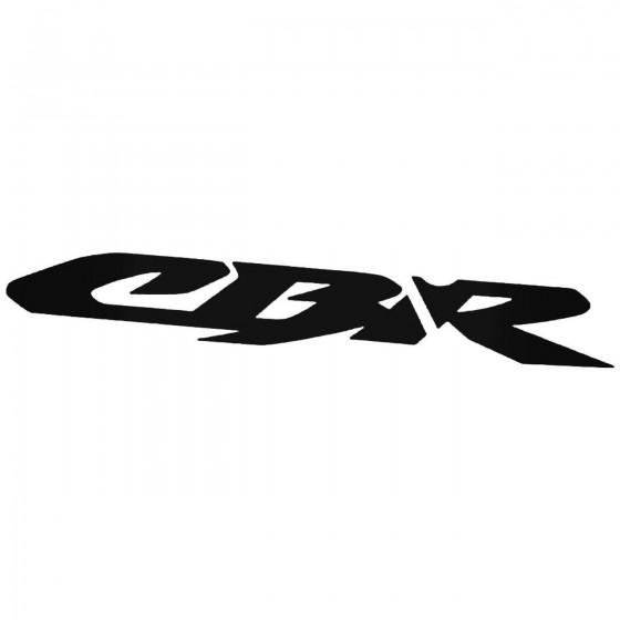 Cbr Graphic Decal Sticker