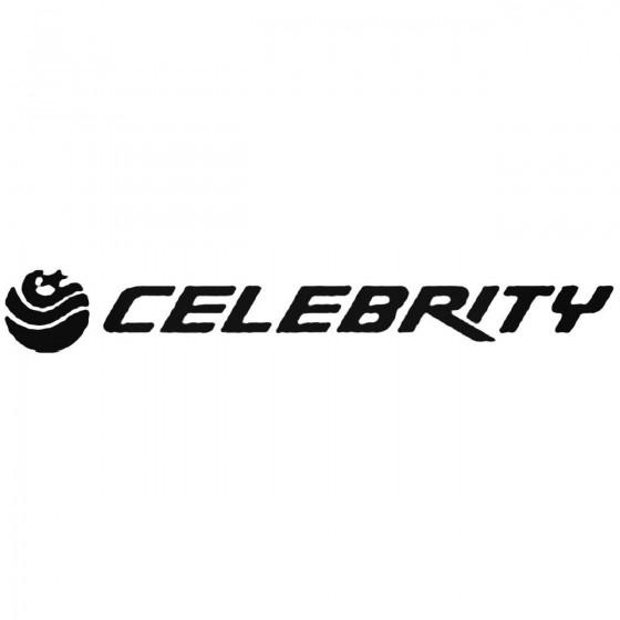 Celebrity Decal Sticker