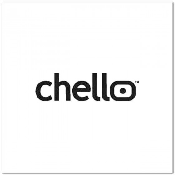 Chello Vinyl Decal
