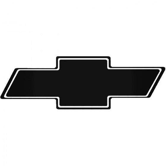 Chevrolet Logo W Outline...