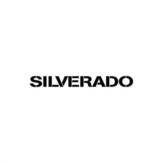 Chevrolet Silverado Logo...