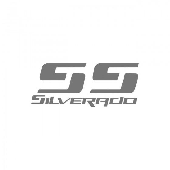 Chevrolet Silverado Ss...