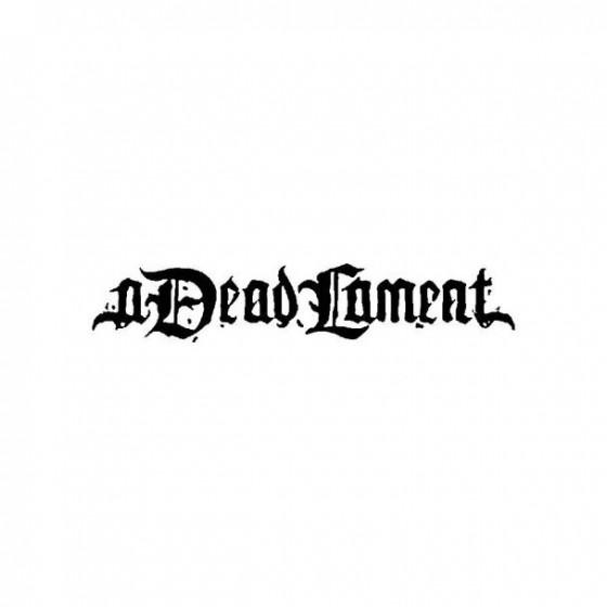A Dead Lament Band Logo...