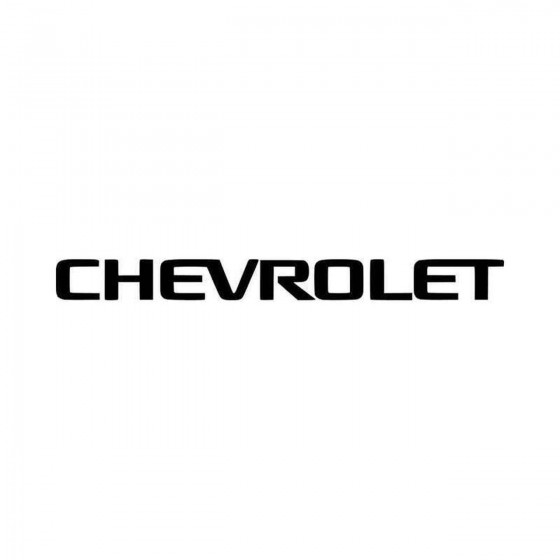 Chevrolet Windshield Banner...