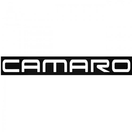 Chevy Camaro Windshield...