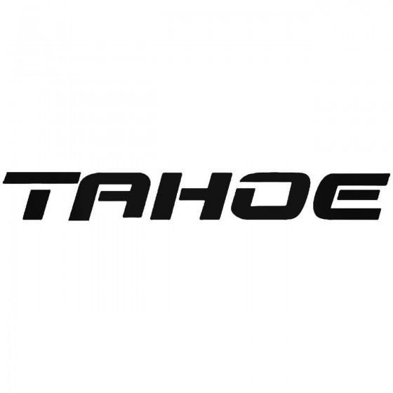 Chevy Tahoe Sticker
