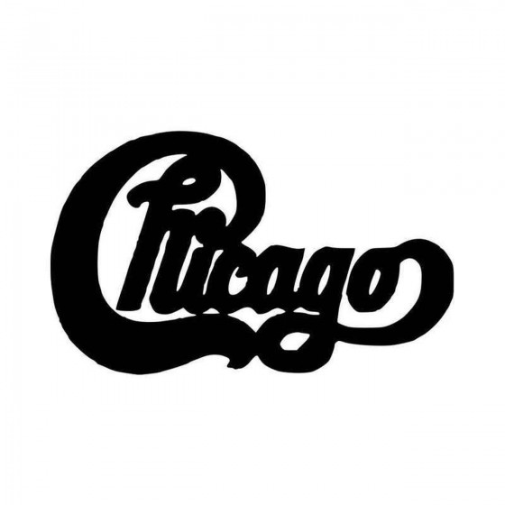 Chicago Vinyl Decal Sticker