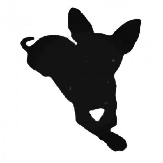 Chihuahua Style 6 Decal...