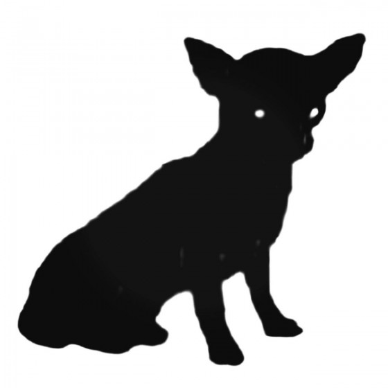 Chihuahua Style 7 S Decal...