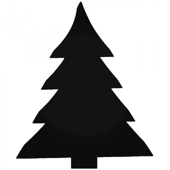 Christmas Tree 43 Decal