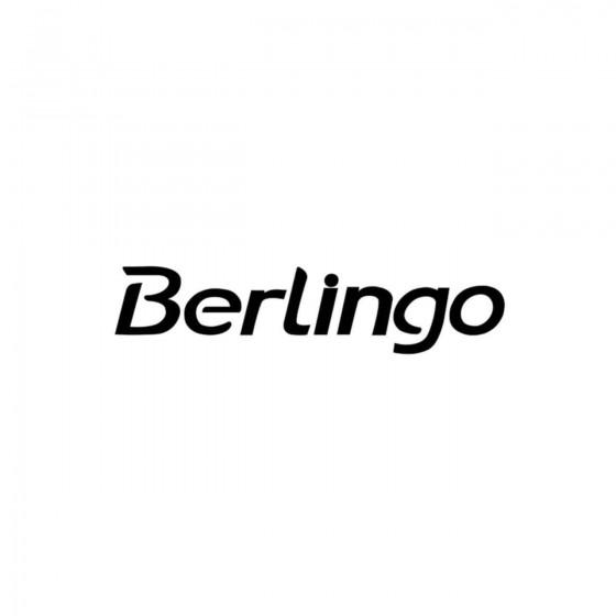 Citroen Berlingo Vinyl...