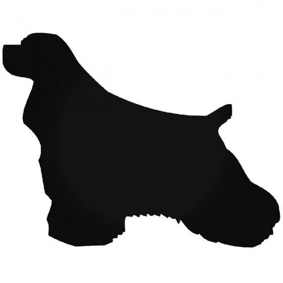 Cocker Spaniel Dog 1 Sticker