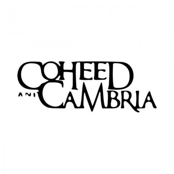 Coheed And Cambria Band...