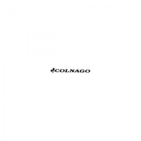Colnago Decal Sticker