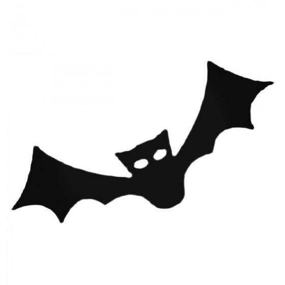 Cool Bat Decal Sticker