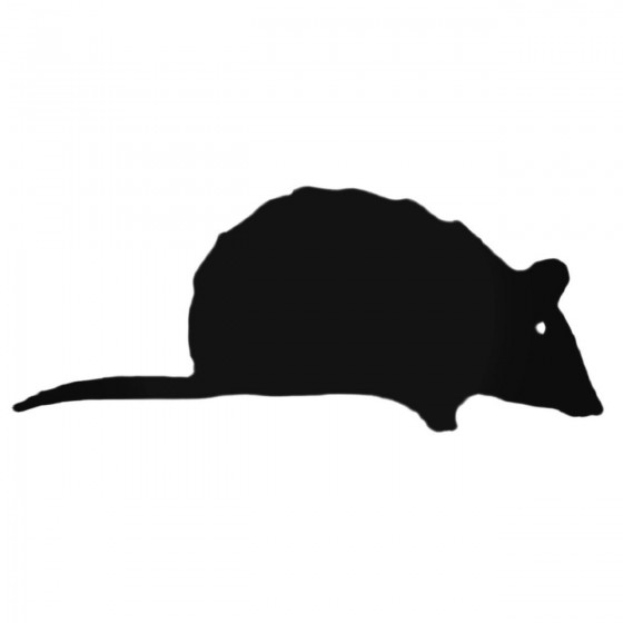 Creeping Mouse Decal Sticker
