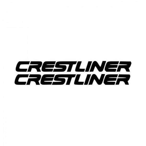 Crestliner Boats Logo S...