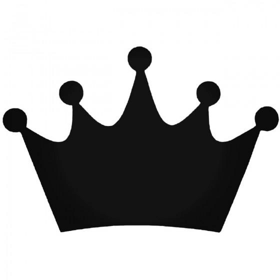 Crown King Jdm Decal Sticker