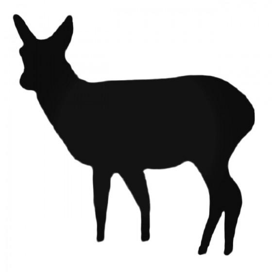 Cute Deer Decal Sticker