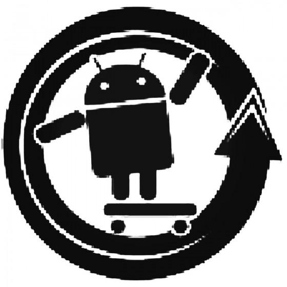Cyanogenmod Sticker