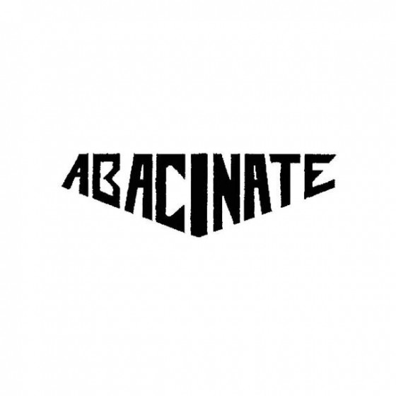 Abacinate Band Logo Vinyl...