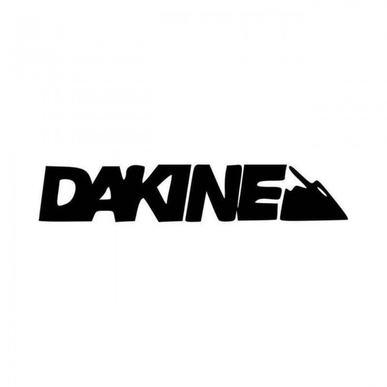 Dakine Explore Logo Vinyl...