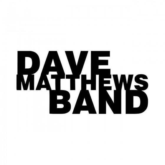 Dave Mattherws Band Logo...
