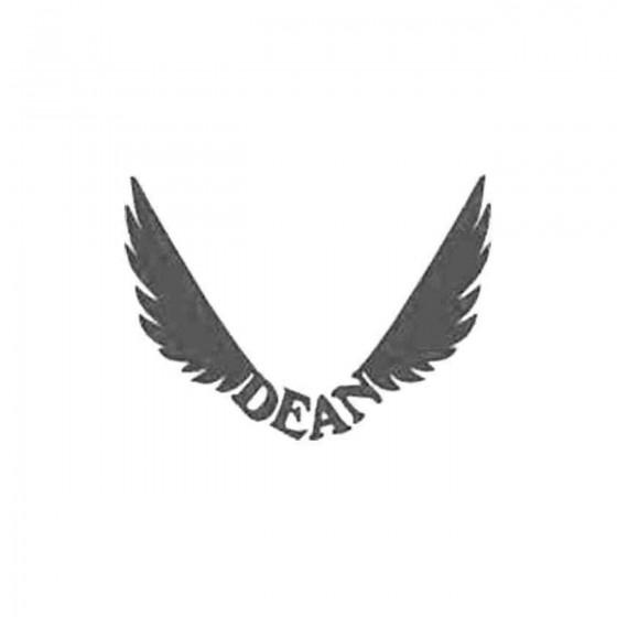 Dean Guitars Decal Sticker