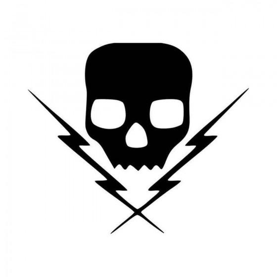 Death By Stereo Skull Vinyl...