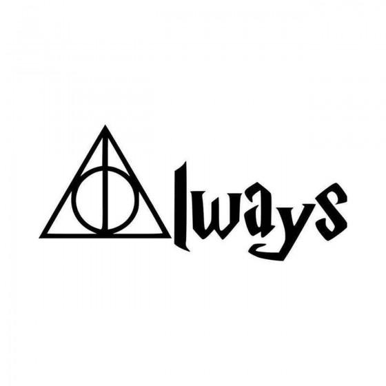 Deathly Hallows Always...