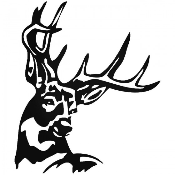 Deer Buck Antlers Hunting 2...