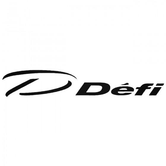 Defi Instruments S Vinl Car...