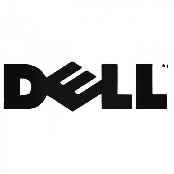 Dell Decal Sticker