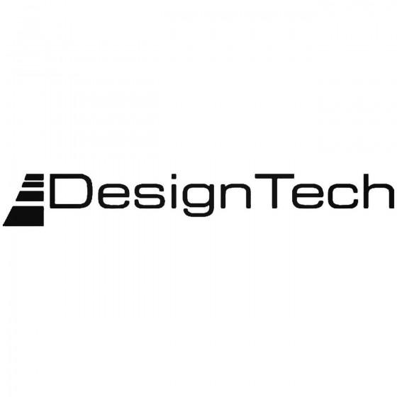 Design Tech Sticker