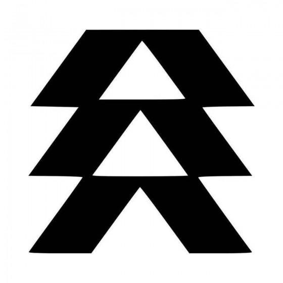 Destiny Hunter Logo Vinyl...