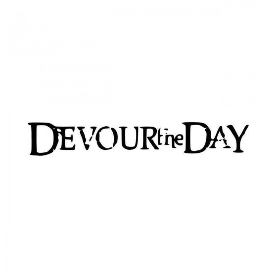 Devour The Day Band Logo...